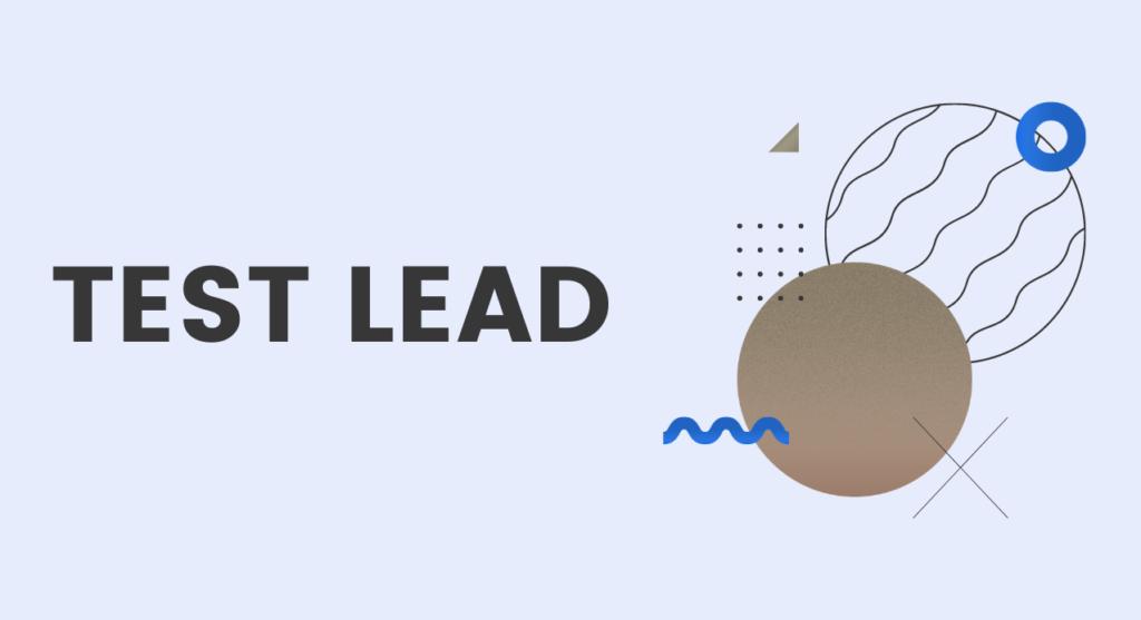 Test Lead