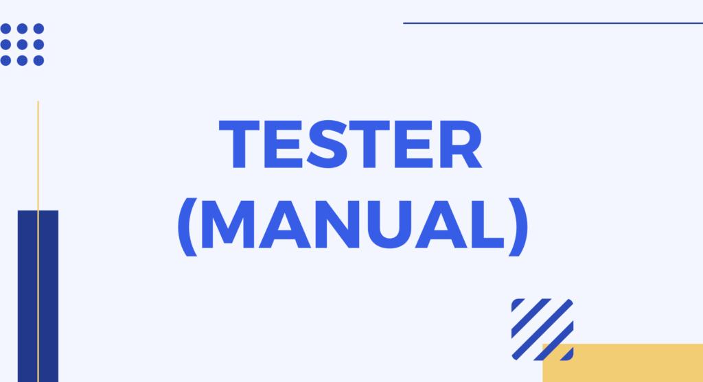 Tuyển dụng Tester – Kỹ sư Kiểm thử