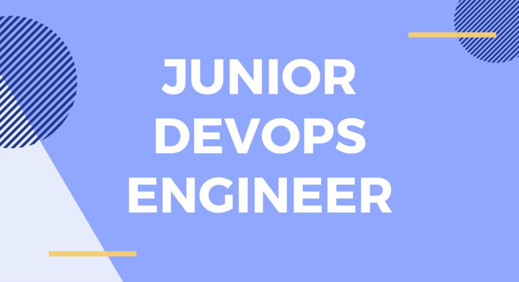Tuyển dụng Junior DevOps Engineer
