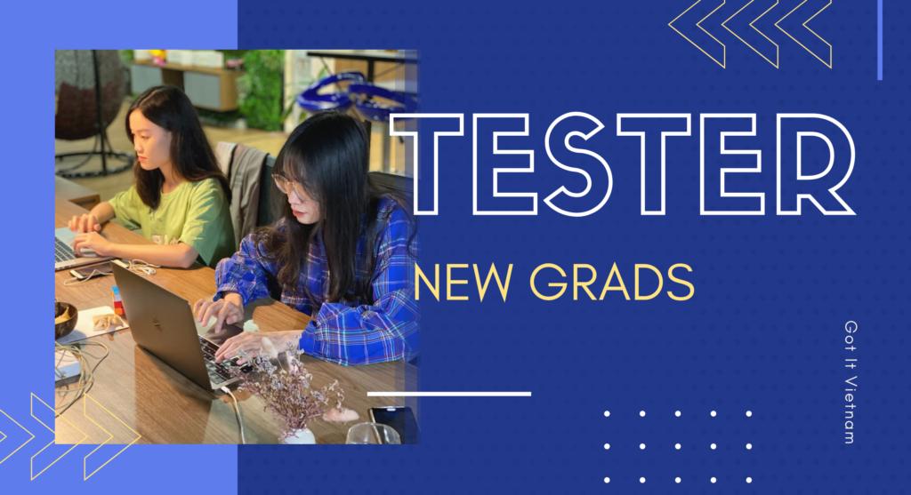 Tester mới tốt nghiệp: Làm sản phẩm chỉ sau 01 tháng training?