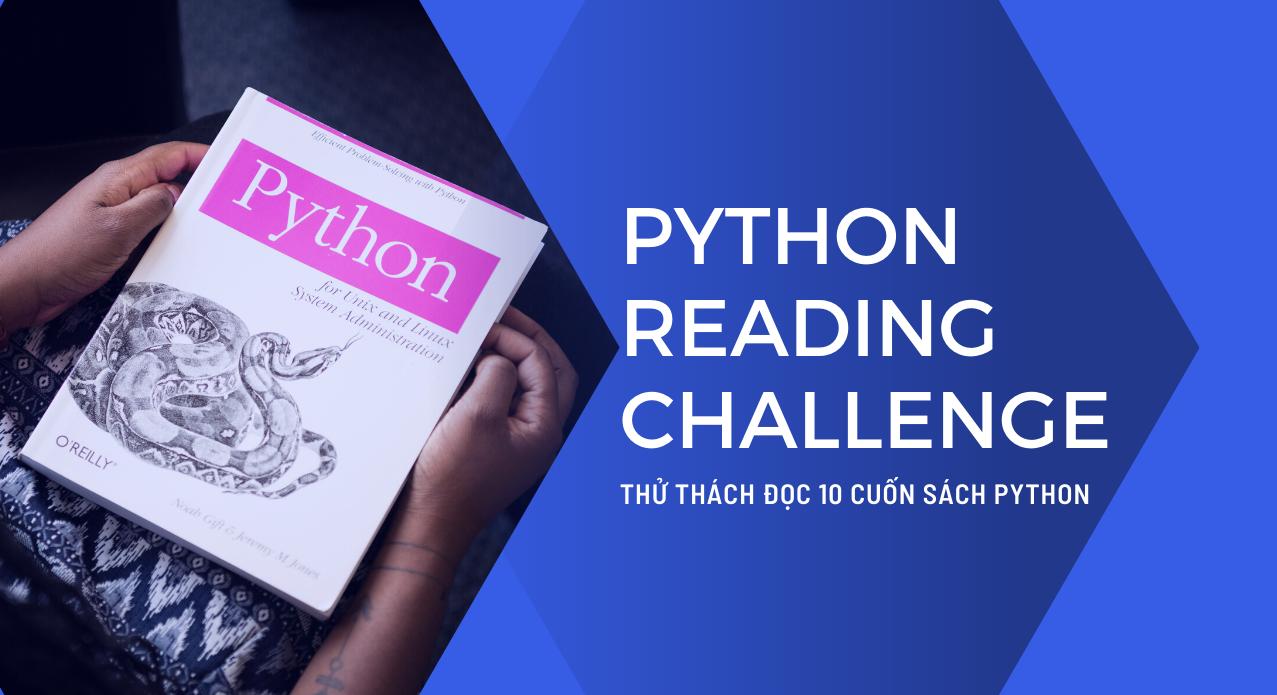 10 tài liệu lập trình Python tốtnhất
